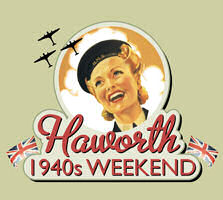 Image result for haworth 1940s weekend