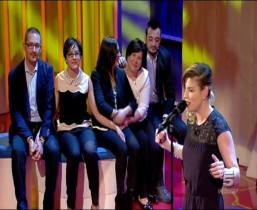 BRONTE: UNA FAMIGLIA A C'E' POSTA PER TE DI CANALE 5 – I VIDEO