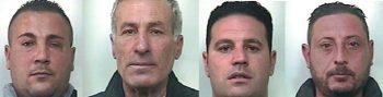BRONTE: MAFIA DEI NEBRODI, 4 AFFILIATI IN CARCERE