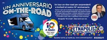 MALETTO E RANDAZZO: DOMENICA SALVO LA ROSA IN ROAD TOUR
