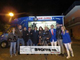 MALETTO: FOLLA PER IL TOUR DI RADIO CUORE E SALVO LA ROSA – LE FOTO
