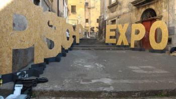 BRONTE: OGGI RIPARTE L'EXPO DEL PISTACCHIO, LE FOTO DEL PRIMO WEEKEND