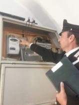 MANIACE: DENUNCIATO UN 39 ENNE PER FURTO AGGRAVATO
