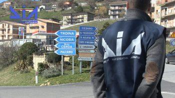 CESARO': SEQUESTRO DI BENI NEL COMUNE DEI NEBRODI PER DUE MILIONI DI EURO