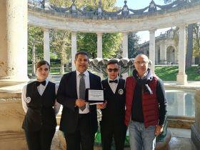 MANIACE: STUDENTI CHEF AL FESTIVAL GASTRONOMICO A MONTECATINI