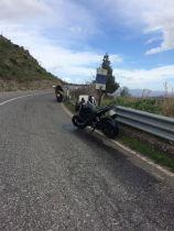 RANDAZZO: NON CONTROLLA LA MOTO ELISOCCORSO PER 34 ENNE