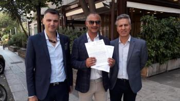 BRONTE: «ENTRO L'ANNO I LAVORI DELLA CHIESA»