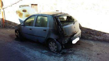 MALETTO: INCENDIATA L'AUTO DEL RESPONSABILE DELLA DITTA RIFIUTI