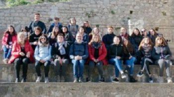 RANDAZZO: STUDENTI E DOCENTI SPAGNOLI E ROMENI IN VISITA NEI TERRITORI DEI TRE PARCHI