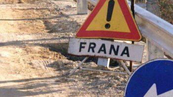 SS 116 RANDAZZO – CAPO D'ORLANDO TRATTO CHIUSO PER FRANA