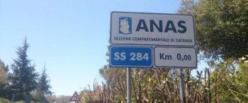 TROPPE CROCI SULLA SS 284: BRONTE, MALETTO E  RANDAZZO BUSSANO ALL'ANAS