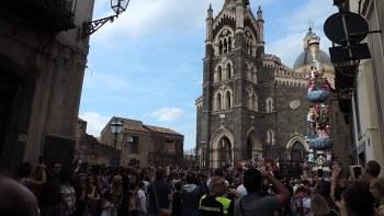 """RANDAZZO: DOMANI INSIEME SULLA VARA RESTAURATA LA FEDE """"LOCALE"""" E LO STUPORE DEI TURISTI"""