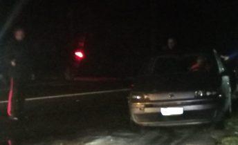 BRONTE: LIEVE INCIDENTE IN C.DA DIFESA