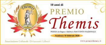 """BRONTE: IL """"PREMIO THEMIS"""" CELEBRA I PRIMI 10 ANNI DI POESIA"""