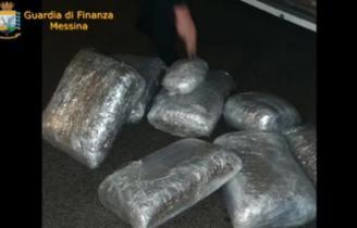MESSINA: DUE ARRESTI PER TRASPORTO DI SOSTANZE STUPEFACENTI, UNO E' DI BRONTE