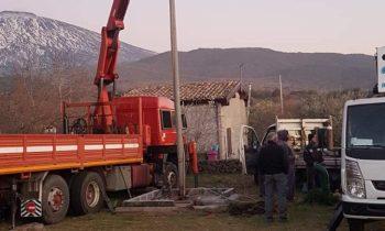 BRONTE: SCAVARE UN POZZO IN CONTRADA MUSA IMPEGNO DI SPESA DI  440MILA EURO