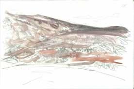 Mynedd Graig Goch near Garn Dolbenmaen