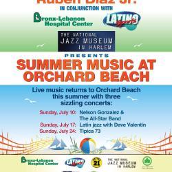 Summer Music at Orchard Beach