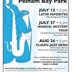Summer Music Concert Series at Pelham Bay Park