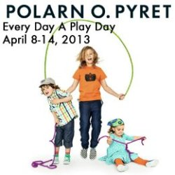 Join Bronxmama and Polarn O. Pyret for Everyday of Play