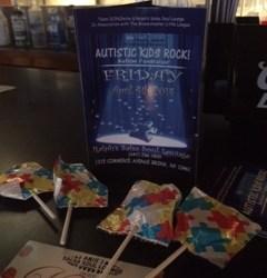 #LetsPartyOTC Autism Awareness
