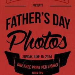 Free Father's Day Photos at the Bronx Documentary Center