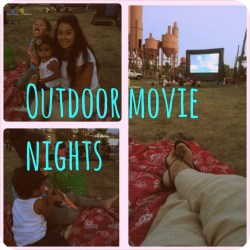 Movie Nights Along the River: Wall E
