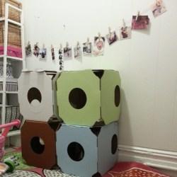 Cat Corner: Catty Stacks