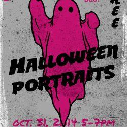 Halloween Portraits at the Bronx Documentary Center