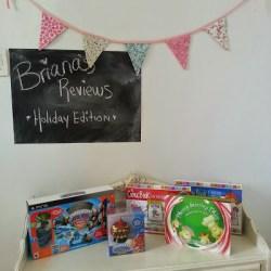Briana's Reviews: Holiday Edition