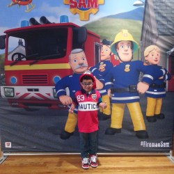 A Day with Fireman Sam