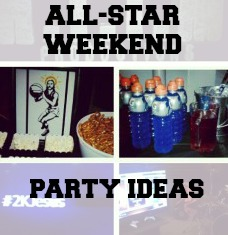 Party Idea: 2K Tournament for All-Star Weekend