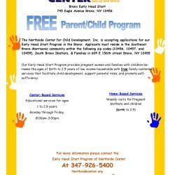 Free Parent/Child Program