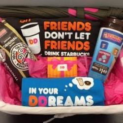 Refill Travel Mug Program from Dunkin Donuts + Giveaway