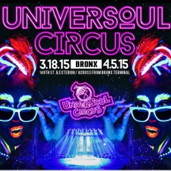 Universoul Circus in the Bronx