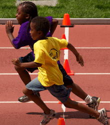 Summer Sports Registration with City Parks Foundation