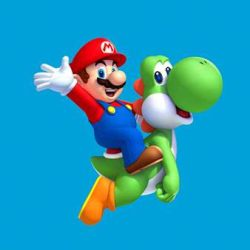 National Best Friends Day with Nintendo