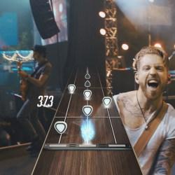 Previewing Guitar Hero Live