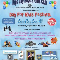 Day for Kids Festival