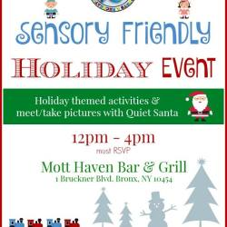 D3 Sports & Recreation, Inc. 1st Annual Toy Drive & Sensory Friendly Holiday Party