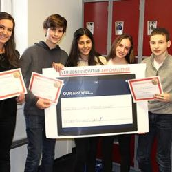 Vote for Bronx School's App Idea to Assist the Blind in Crossing the Street