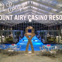Weekend Escape at Mount Airy Casino Resort