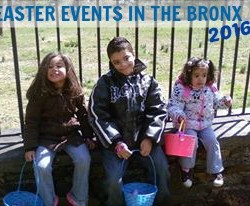 Easter in the Bronx 2016