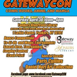 Nearby: GatewayCon 2016