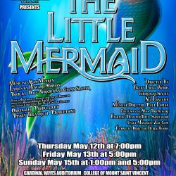 Riverdale Children's Theatre Presents Disney's The Little Mermaid