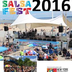 Bronx Salsa Fest 2016: Full Calendar