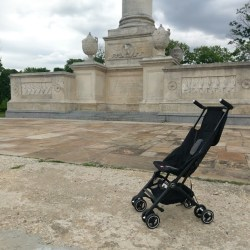 Tackling Travel & Mass Transit with the GB Pockit Stroller