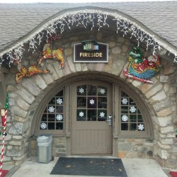 Holidays in the Poconos: Fireside Christmas at The Inn at Pocono Manor