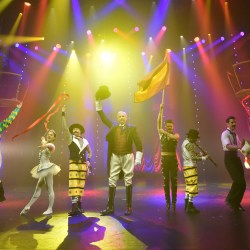 Discount Code & Giveaway: Circus 1903 at Madison Square Garden