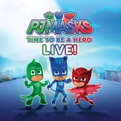 Discount Code for PJ Masks Live! at the Theater at MSG
